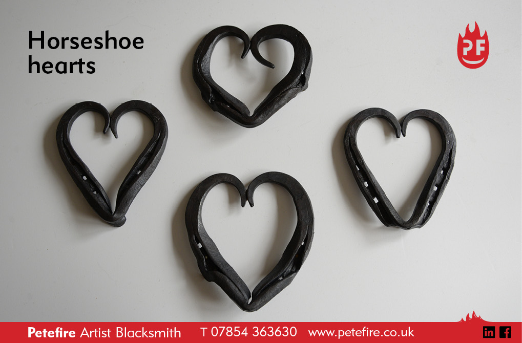 Petefire Artist Blacksmith, Watford, Herts