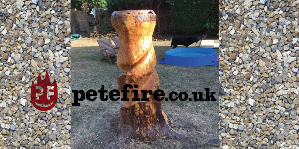 Petefire Artist Blacksmith hand forged tools Herts, England