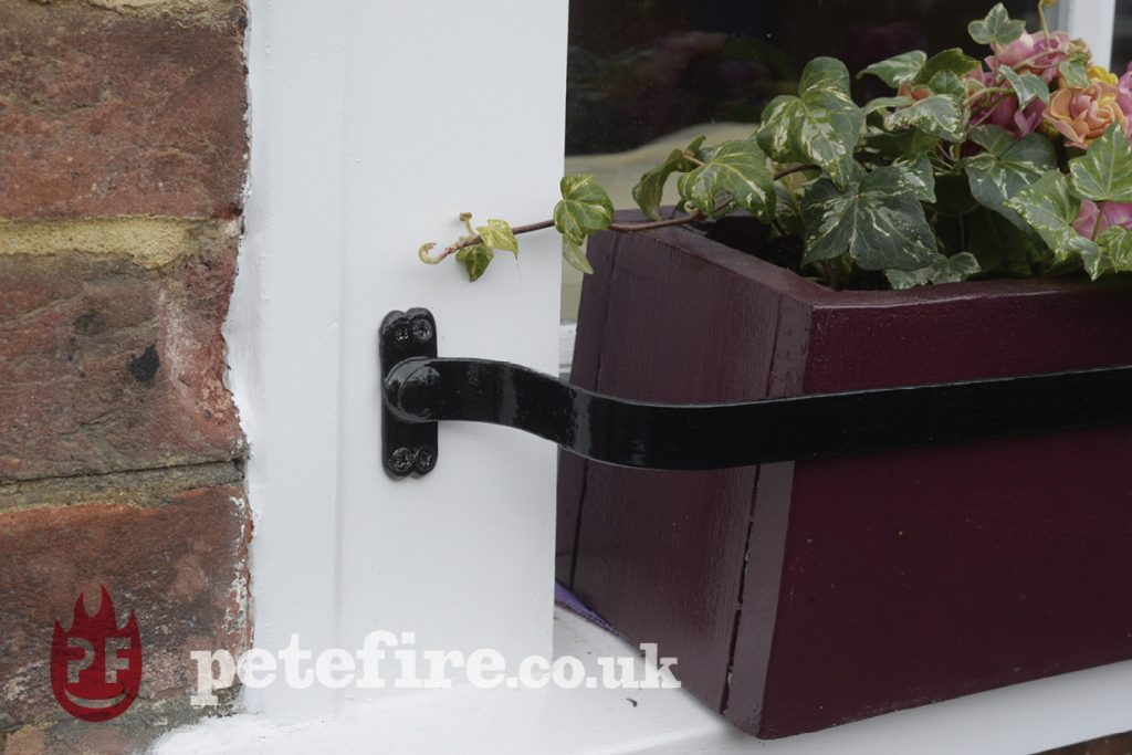 St Albans window boxes by Petefire
